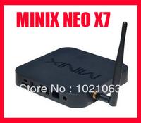 MINIX NEO X7 Android TV Box RK3188 Quad Core Mini PC 1.6GHz 2G/16G WiFi HDMI USB RJ45 OTG SD Card Smart TV Receiver