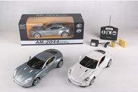2044 Aston Martin charging large remote control car 1:14 RC Car Drift Car