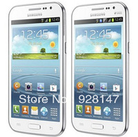 Hot cheapest Free shipping Galaxy Win I8550 I8552 Mobile phone 4.7'' Android4.1 Wifi A-GPS Quad-core phone