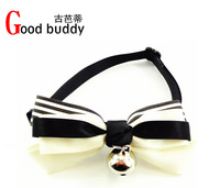 Christmas products stripe ribbon pet collar/fashion jewelry for puppy/newest dog items/hot sell goods