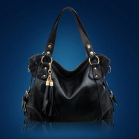 Genuine leather women's handbag 2013 women's handbag fashion bag leather bag messenger bag