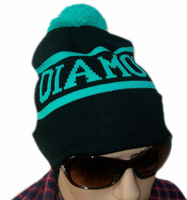 Brand new Diamond Supply Co. beanie cap winter sport,diamond beanies men and women,4 colors+ free shipping