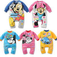 1 Pcs High quality 80-90-95 Infant Baby Romper