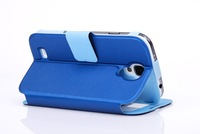 New FLIP  Leather CASE Cover Smart Wake View For SAMSUNG GALAXY S4 S IV i9500