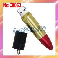Free shipping Wholesale 4GB 8GB 16GB 32GB 64GB Lipstick USB Flash Memory Pen Drive Stick Disk,pen drive 32gb #CB052