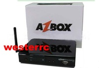 AZBOX Bravissimo set-top box double high-frequency head machine