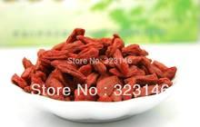 2014 new crop medlar goji berries dried wolfberry natural organic certificate 0 5kg free shipping
