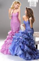 2013 New Europe Fashion Bride White Strapless Bandage Sexy Mermaid Wedding Dress Slim Fit Wedding Dresses Can Customized A453