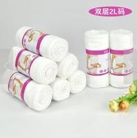 Double layer 2l postpartum 100% cotton double layer gauze kummels bandage binding with