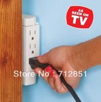 2013 New & Hot Side Socket Swivel 90 degree AS SEEN ON TV American Standard Plug