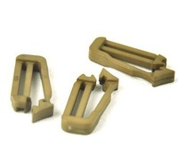 Detachable said word accessory kit to connect buckle package tools accessory Tan color