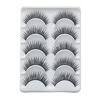 Very Beautiful Eyelashes 5 Pairs/Lot Eyelash Extension Wholesale Individual False Eyelashes