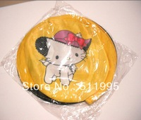 Free Shipping White Cat Mouse USB  Warming  Mouse Pad