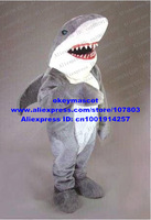 Lovely SHARK Killer Whale Grampus Mascot Costume Cartoon Character Mascotte Suit No.1235 Free Ship