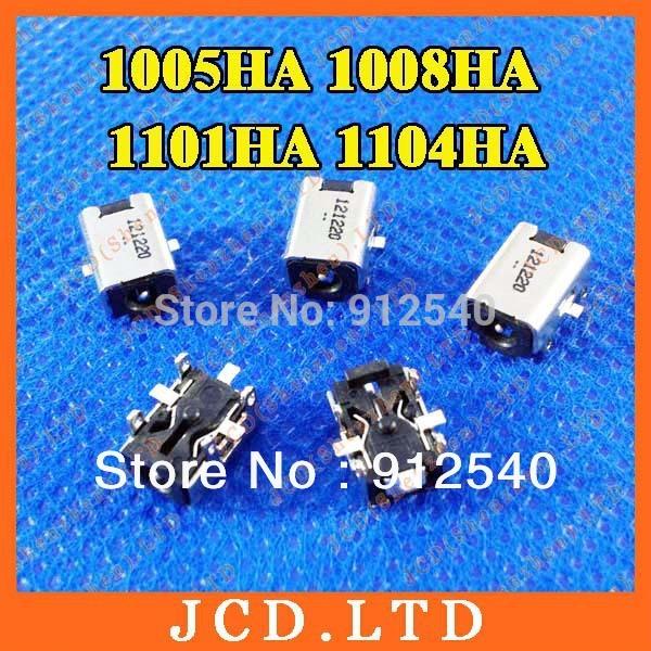 Original New Laptop DC Jack For ASUS Netbook Mini EEE PC 1000 series 1005HA 1008HA 1101HA 1104HA(China (Mainland))