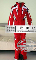 free shipping new style of spy*er women ski suit warm and windproof and waterproof breathable windbreaker
