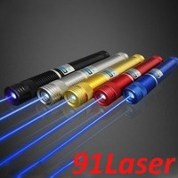 1W 445-450nm BLUE Laser Pointer, Blue Laser torch,  burn match and cigarettes quickly, high brightness
