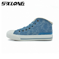 Spring and summer women's shoes canvas shoes high sport shoes casual shoes ab368