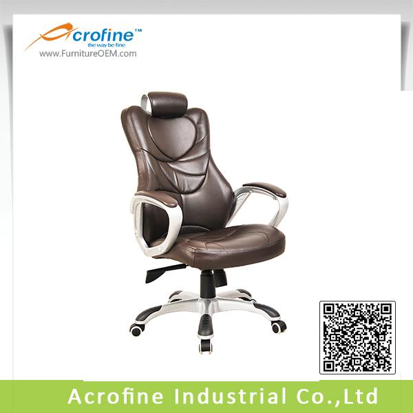 cadeira ergonômica de couro do escritório para trás alta(China (Mainland))