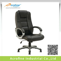Acrofine office chair with painted armrest and painted base office chair