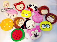 Fashion coin purse wedding gifts small gift bags pendant