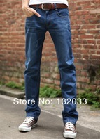 2013 autumn new men's jeans Slim Straight Men Korean version of casual pants pants influx of men  # #3069
