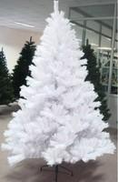 2014 christmas 210cm luxury encryption white christmas tree decoration christmas wreath Christmas rattails decoration
