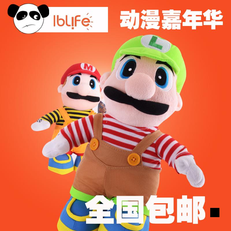 Hot-selling Large mario plush toy doll dolls gift(China (Mainland))