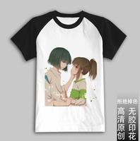 Free Shipping Mens Janpan Anime One Piece Monkey.D.Luffy Round Neck Full T-Shirt