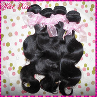 5pcs/lot Real Full covering 5A Silky Softer Mongolian Wavy virgin hair extensions,95-100g/piece,Fast shipping!!