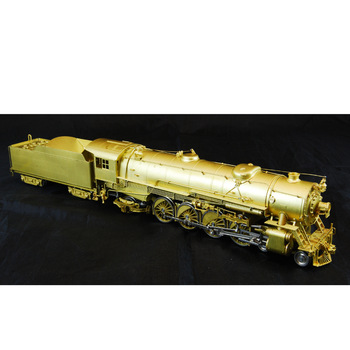 EMS Free Shipping HO 1:87 Brass Locomotive  United States Railroad Administration (USRA) Heavy Mountain (4-8-2) H091H