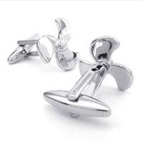 CU1122281 silver screw cufflinks men's shirt cufflinks French shirt  cuff links Copper alloy italy designer