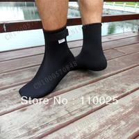 Neoprene diving supplies fins socks Neoprene paddles gloves swimmer web  Black, blue J-319