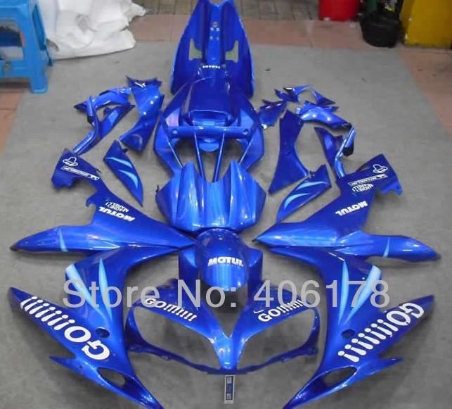 Hot Sales,Yzf1000 R1 04-06 ABS moto fairings For Yamaha Yzf R1 2004-2006 Race Bike Gogogo Bodykits (Injection molding)(China (Mainland))