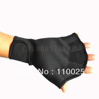 Glove hand web swimming equipment duck palm web paddles diving hand web diving gloves men and women S-866