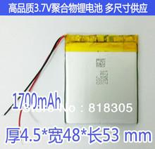 popular battery polymer