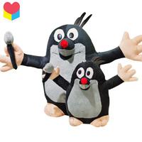 Toy mole doll plush toy dolls