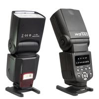 Wansen WS-560 Flash Speedlite Led Light Flashgun for Canon  d90 d800 d700 d600 d7000 as YN-560 Free Shipping