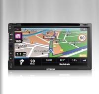 "6.95"" Unltra-Clear Touch Screen WIN CE 6.0 OS 2 Din Car DVD GPS Multimedia Entertainment Car PC 3G & 6 Virtual Disc"