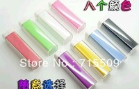 free ship 2pcs/lot lip shape emergency charger mobile phone charger portable charger power bank