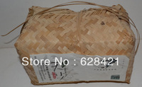 Free shipping Hunan Anhua Gaojiasha Tianjian tea, packed by bamboo wild heath tea n/w 1kg GJS017