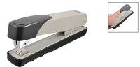 Black Plastic Base Beige Metal Support 24/6 Staples Office Stapler