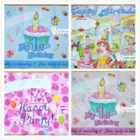 Birthday party supplies 1 birthday child birthday