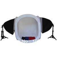 40cm Softlight Round Tent/Cube Softbox Photo Studio Lighting Kit