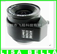 300000 pixels: 3.5 8 mm manual zoom lens Aperture lens F02219 automatically