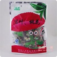 2014 Compound herbal tea peach blossom weight loss tea natural weight loss herbal tea 100g
