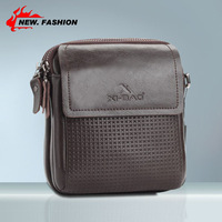 Free Shipping 2013 New Leather BAG Women Unisex Men's Messenger Bags Fashion Casual Business Shoulder Handbags for man BAG Sale