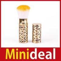 rising stars [MiniDeal] Makeup Soft Retractable Brush Face Cheek Powder Foundation Blush Tool Hot hot promotion!