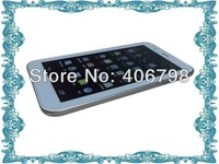 free shipping  7 inch MTK6572 Dual core Android 4.2 Dual Camera GPS Bluetooth Wifi 512MB 4GB tablet pc