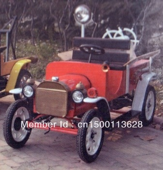 Mini Model T, Battery Electric Car, Fire Truck, ages 7 to 99,